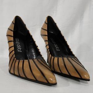 NWOT! Coup d'etat heels